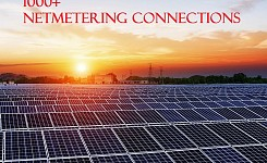 New Land Mark  achieved: 1000+ connections with cumulative 21.24 MW on Net Metering