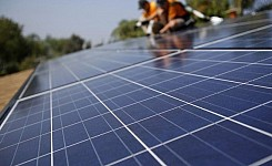 Govt plans to install floating solar panels on dams