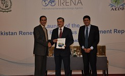 Launch of Renewable Readiness Assessment of Pakistan by AEDB and IRENA
