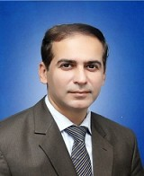 Amjad Ali Awan    Chief Executive Officer