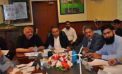 Consultative Meeting on Draft ARE Policy 2019
