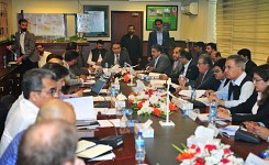 TWO DAYS ROUND OF CONSULTATION ON NEW RENEWABLE ENERGY POLICY CONCLUDES