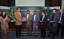 Pakistan Biomass Cluster Launch Event at Pakistan Center for Advanced Studies in Energy NUST