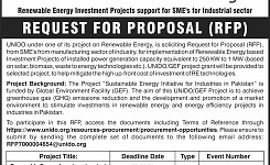 Request For Proposal for (RFP)